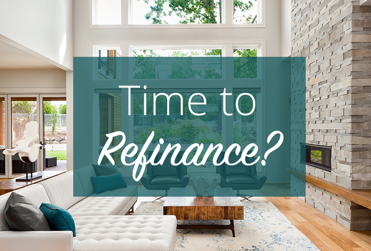 Four signs it may be time to refinance