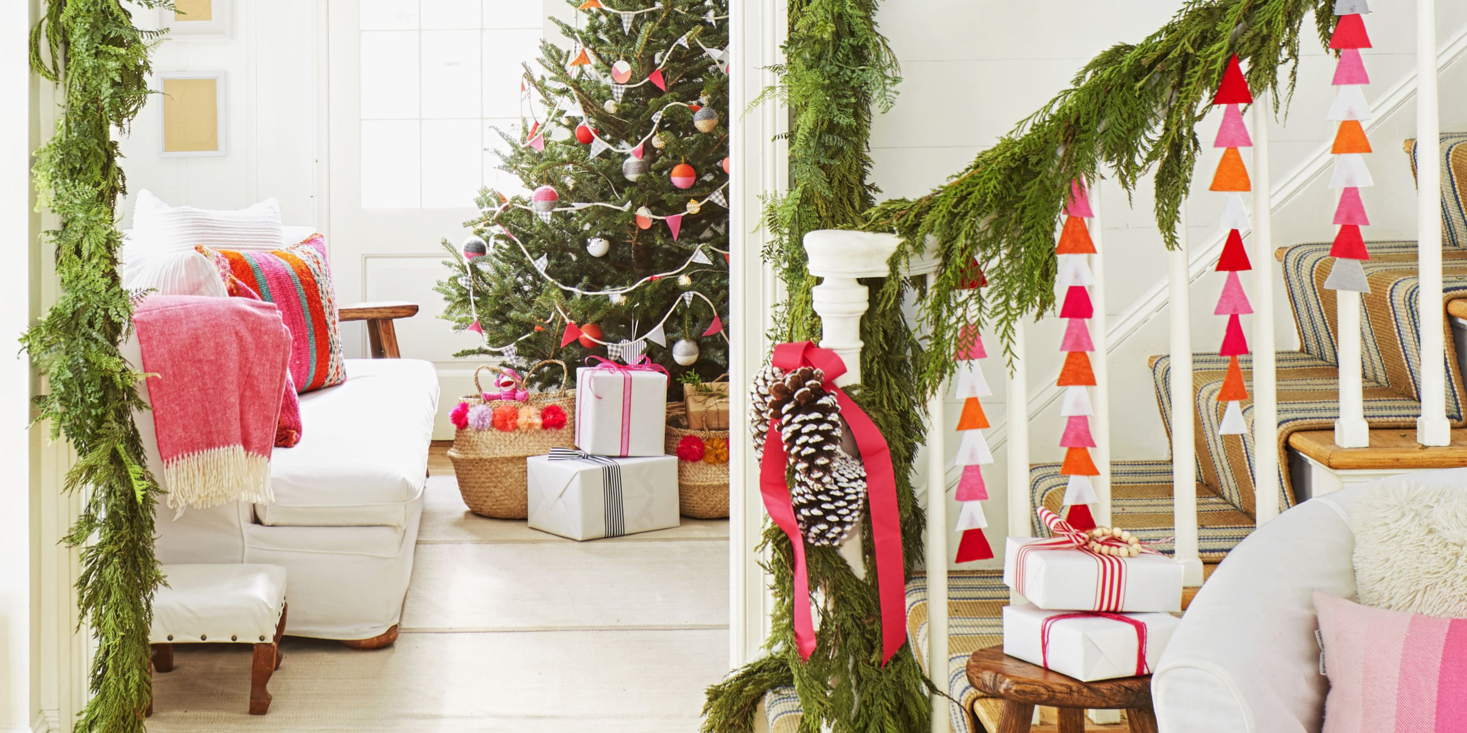 Unique Home Decoration Ideas For Christmas Connected Finance